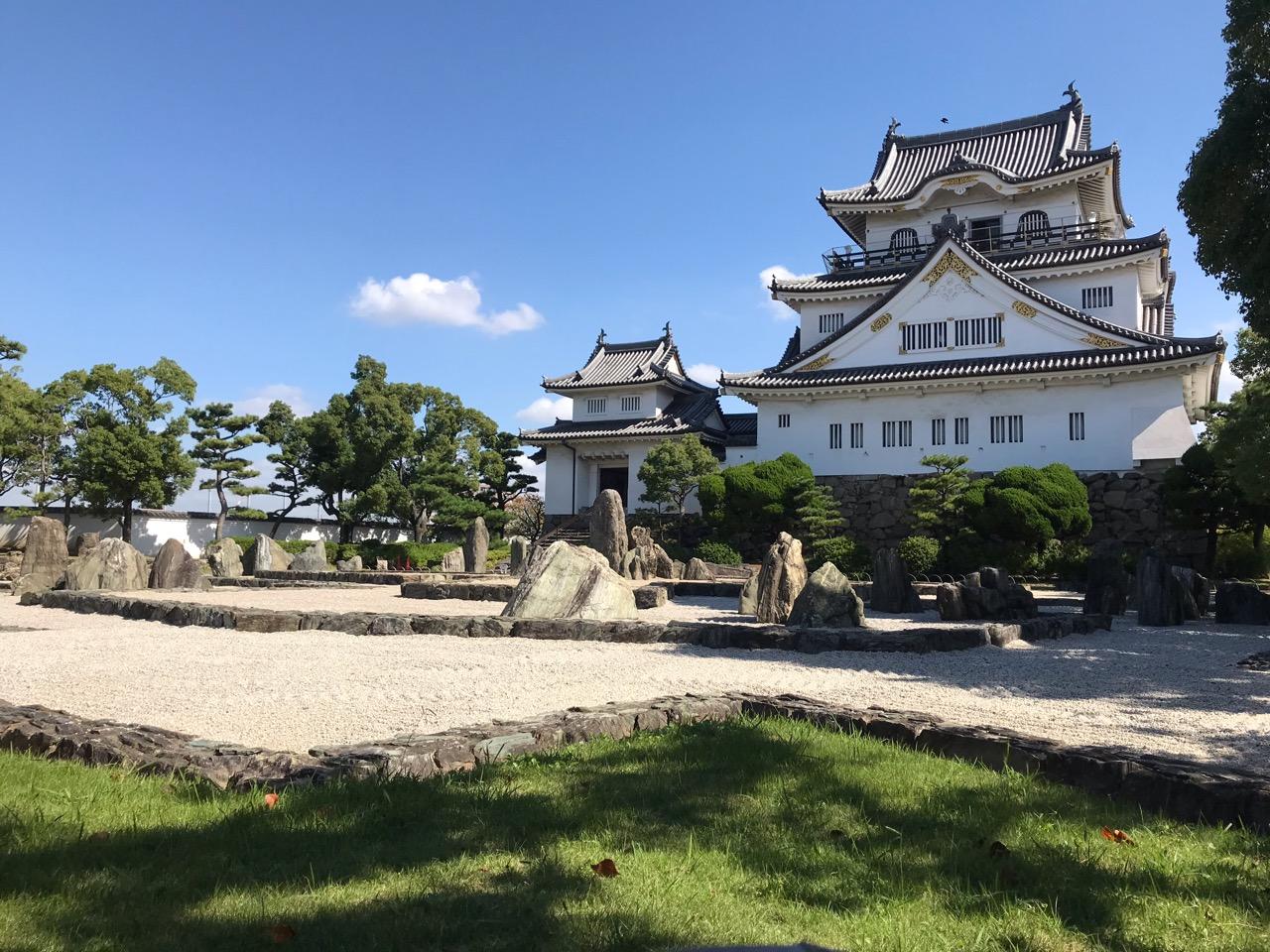 たびごと 岸和田城